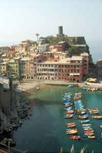 Full day trip to Cinque Terre